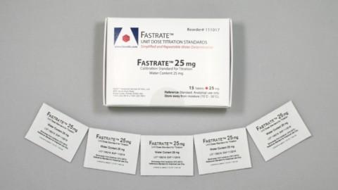 25 mg Standard