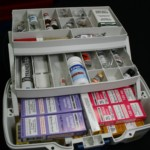 Simulated ALS Medication Kit